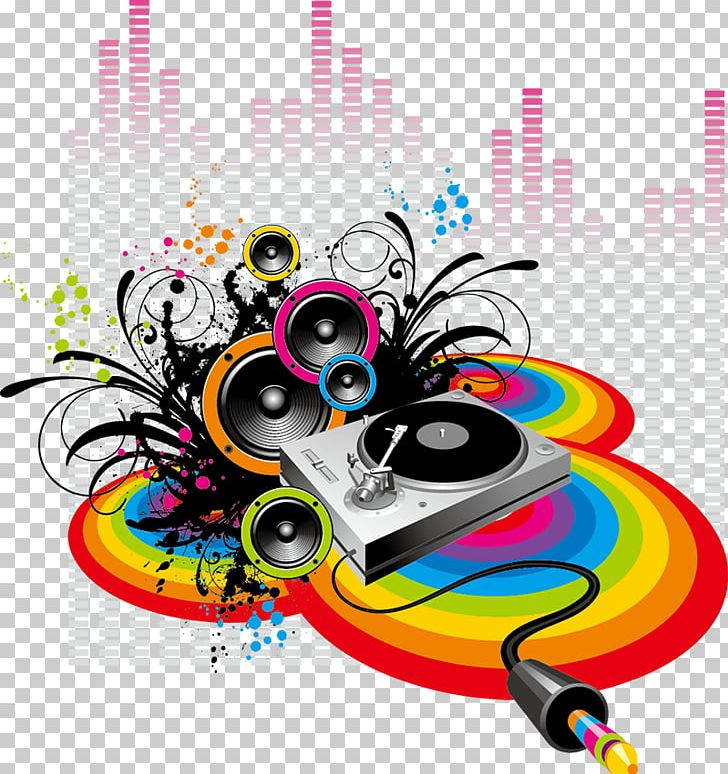 Disc Jockey DJ Mixer Stock Photography Illustration PNG.
