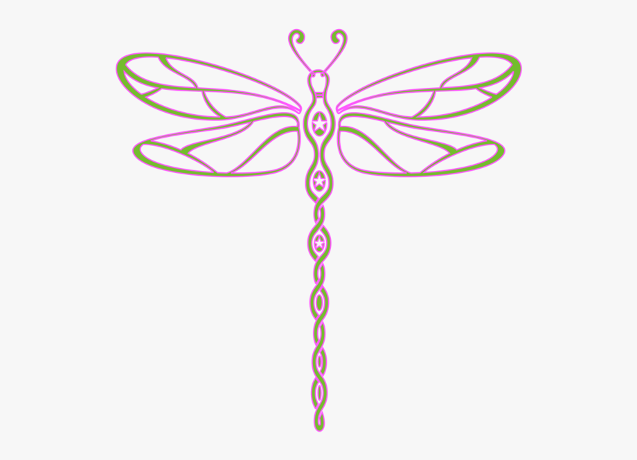 Dragonfly Clipart.