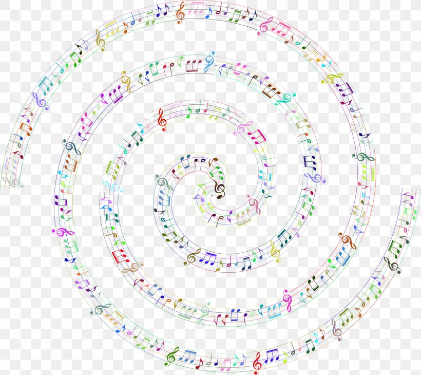 Circle Geometry Musical Note Point Clip Art, PNG.