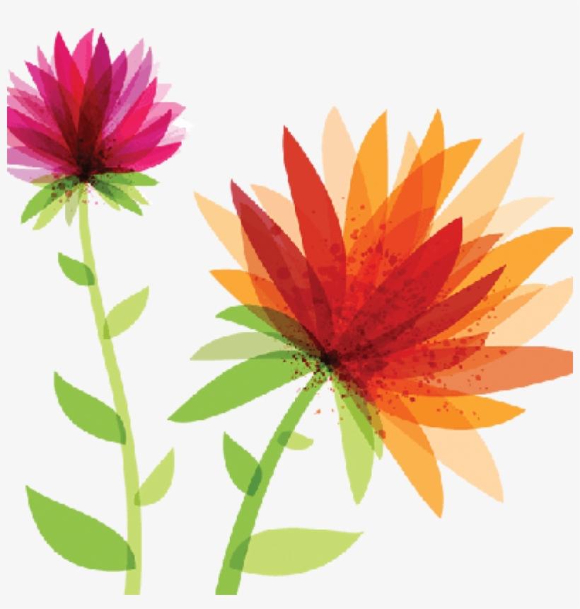 Abstract Flower Clipart Abstract Flower Clipart Spring.