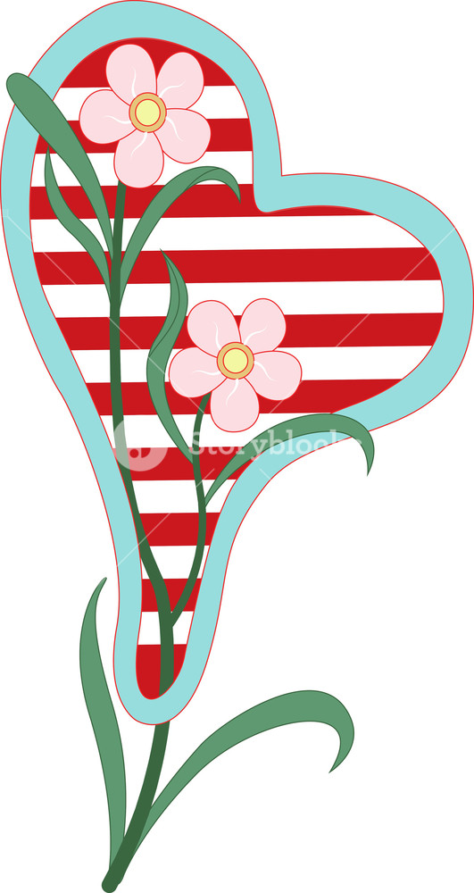 Abstract Flower Clipart Royalty.