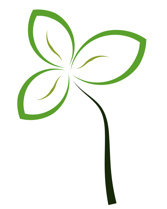 Free Clipart: Abstract Flower.