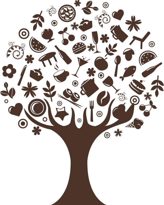 Free Clipart: Abstract Tree.