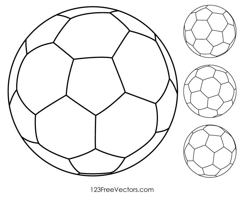 330+ Football Clipart Vectors.