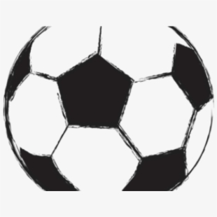 Abstract Football Bomb Shape Vector Icon Illustration.