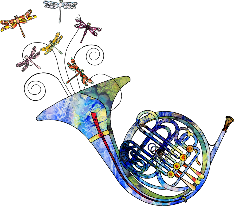 Free How To Draw A French Horn, Download Free Clip Art, Free.