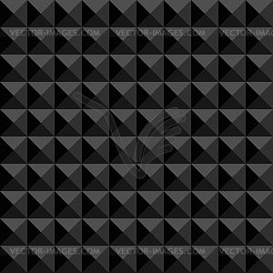 Abstract geometric pattern with shadows.
