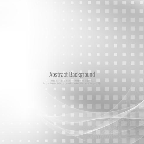 Abstract grey color wave modern background.