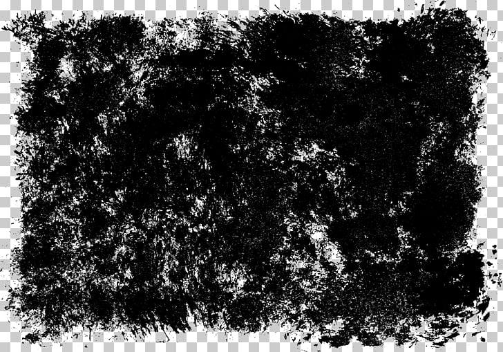 Grunge Photography Black and white Texture, grunge, black.