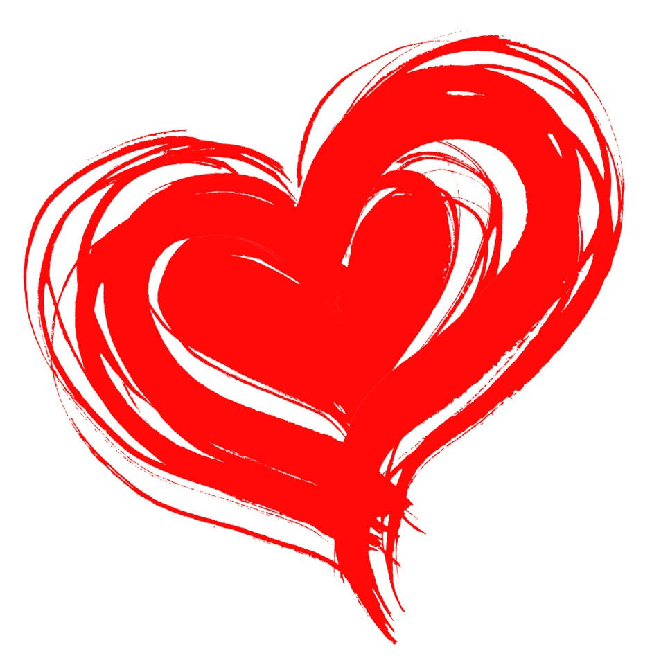 Free Red Hearts, Download Free Clip Art, Free Clip Art on.