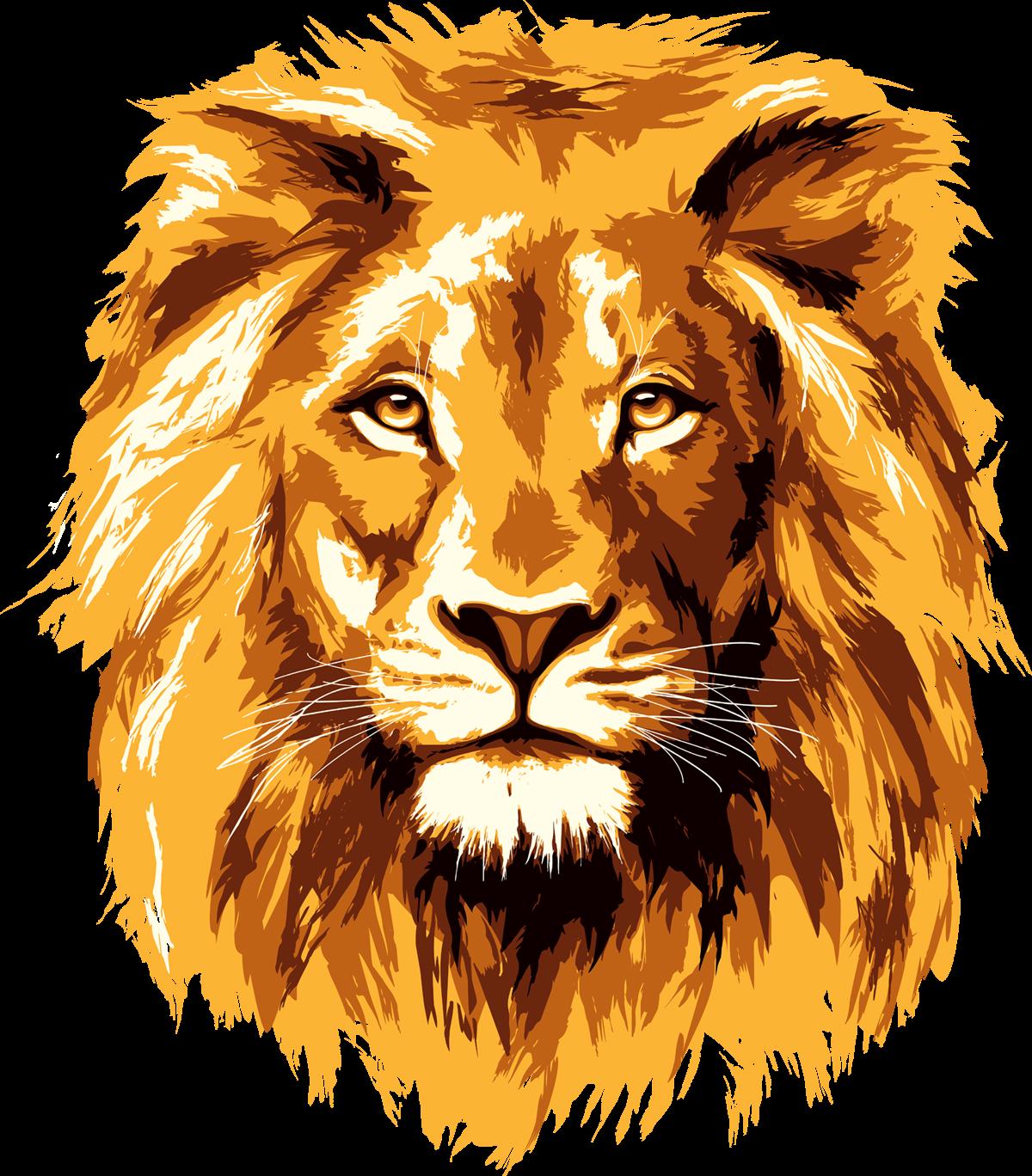 Free Lions Head Png, Download Free Clip Art, Free Clip Art.