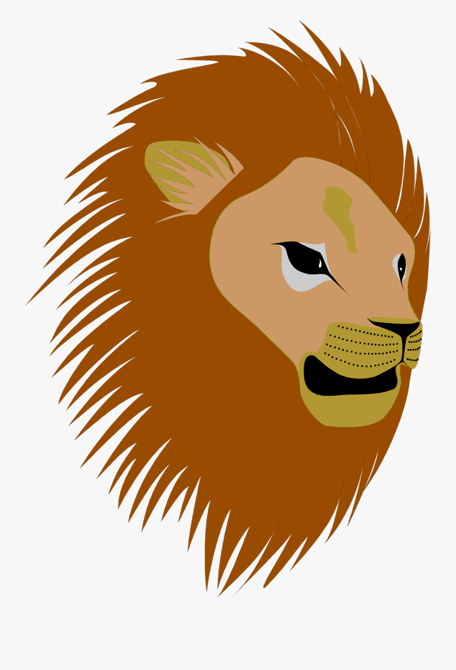 Cute Baby Lion Clipart Transparent.