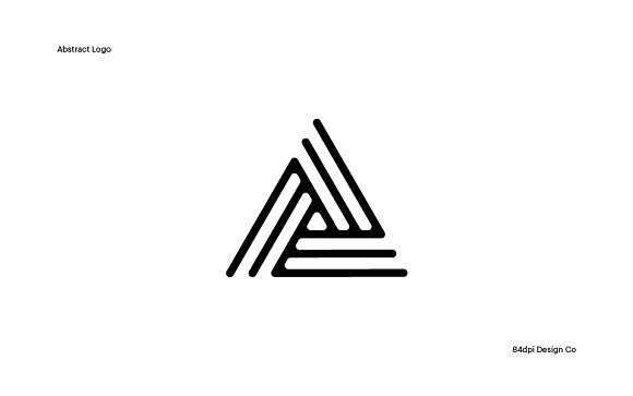 A is for Abstract.