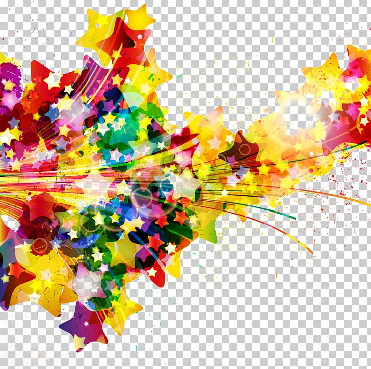 Watercolor Painting Splash Abstract Art PNG, Clipart.