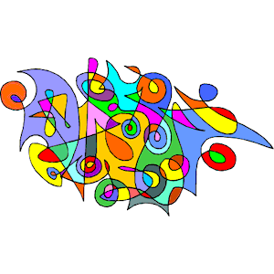 Abstract Painting clipart, cliparts of Abstract Painting free.