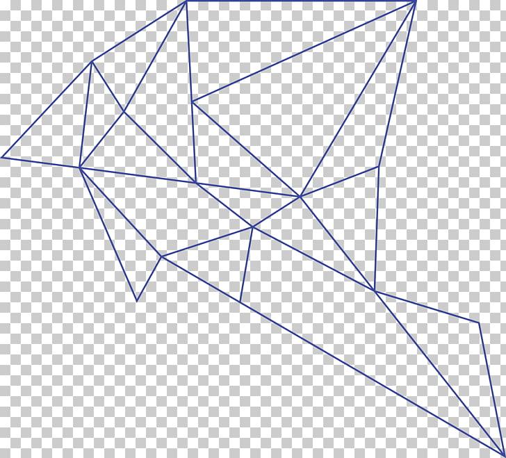 Triangle Symmetry Structure Area Pattern, Diamond geometric.