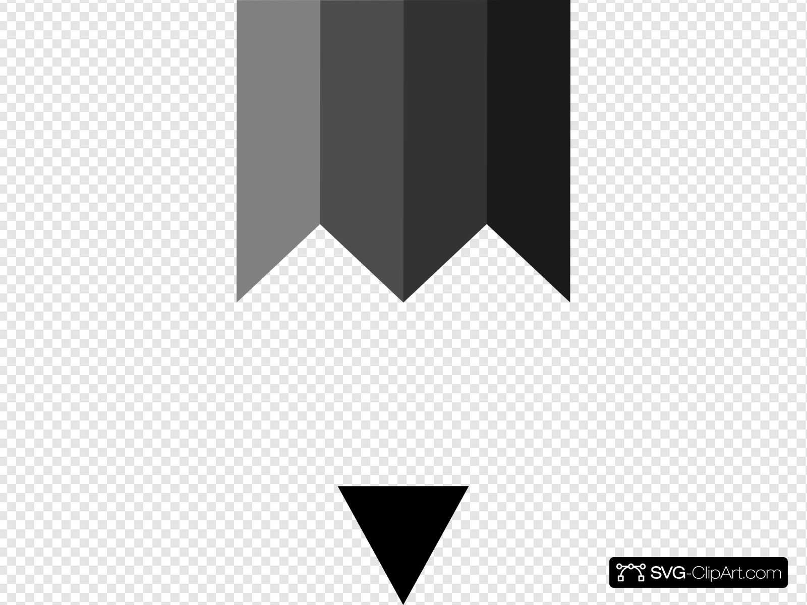 Abstract Pencil Clip art, Icon and SVG.
