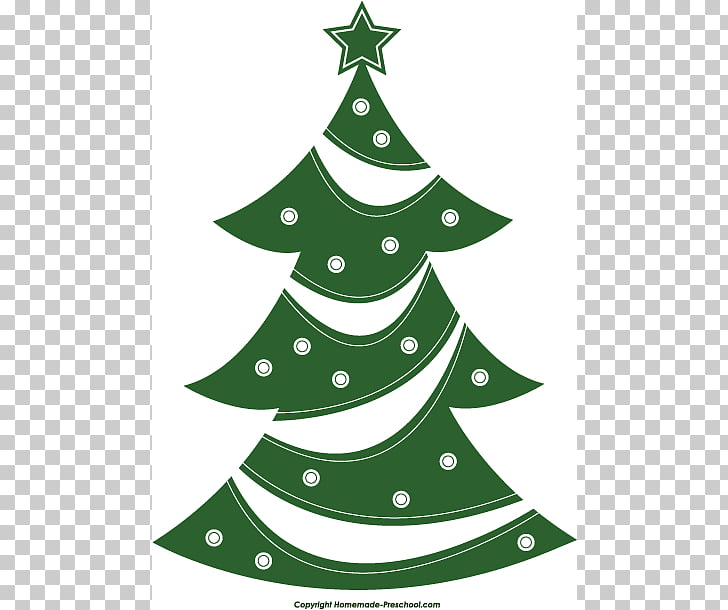 Santa Claus Christmas tree , White Abstract s PNG clipart.