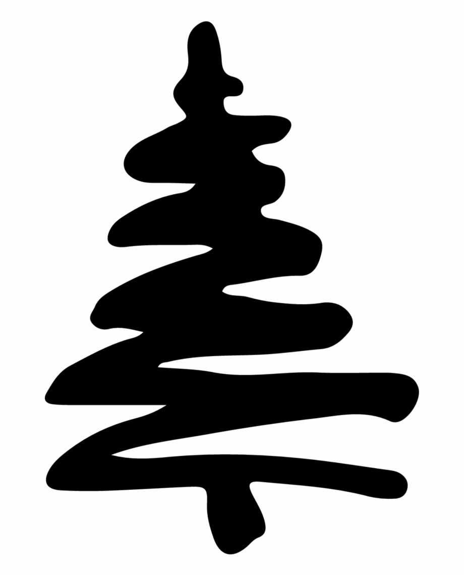 Abstract pine tree clipart clipart images gallery for free.