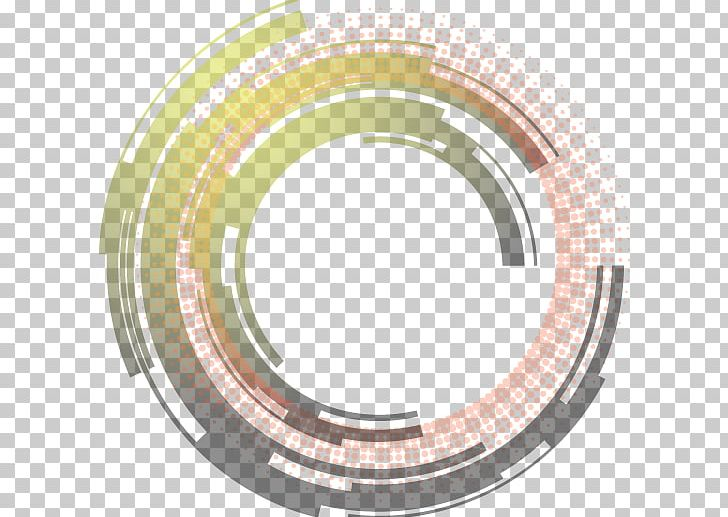Science And Technology Abstract Circle PNG, Clipart.