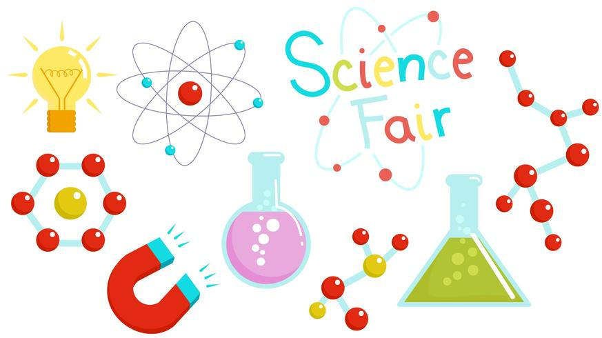 Science Fair Vectors.