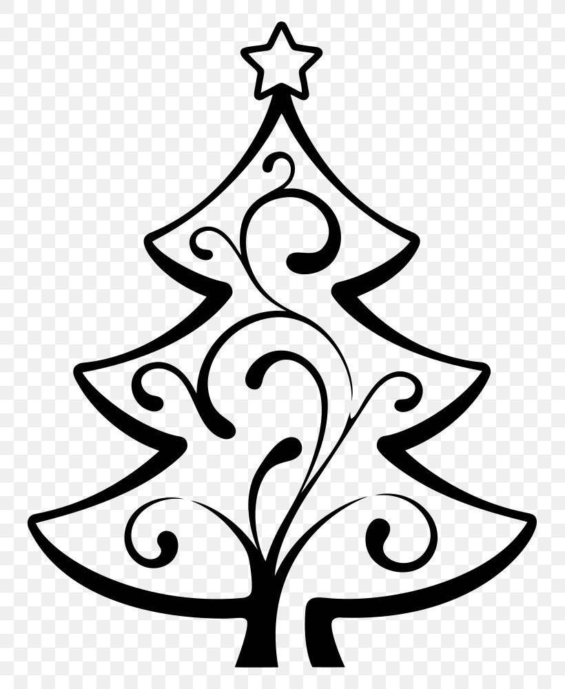 Line Art Drawing Christmas Day Clip Art Rudolph, PNG.