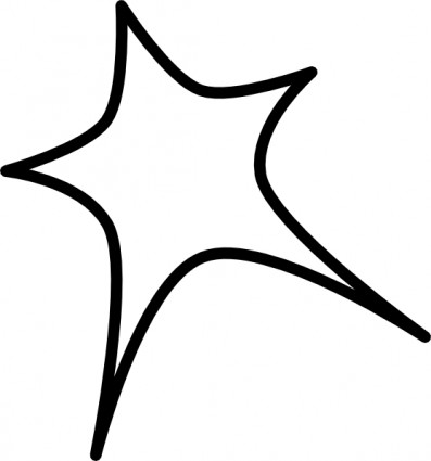 Star black and white star clipart black and white 9.