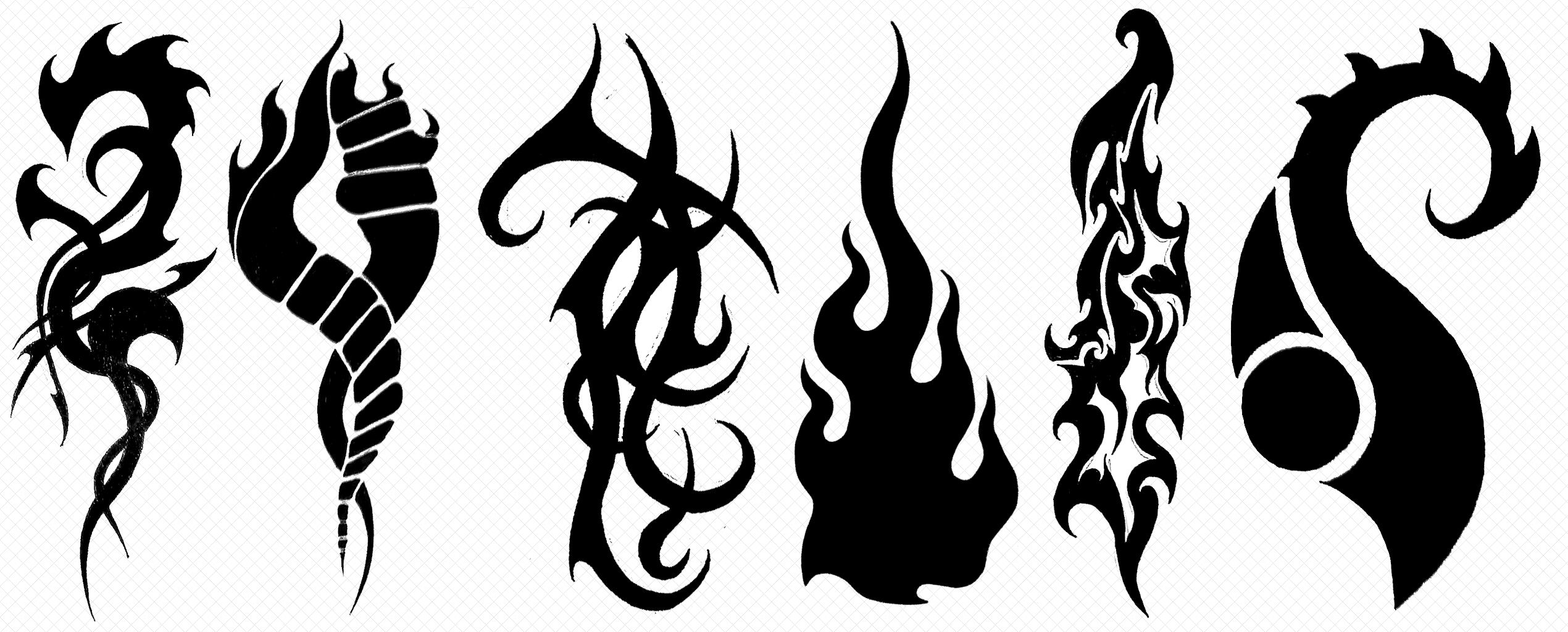 Tattoos III.