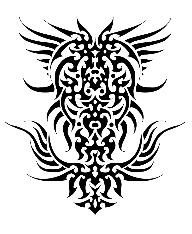 Abstract Tattoos Avant X Kb Png Credited Tattoo.