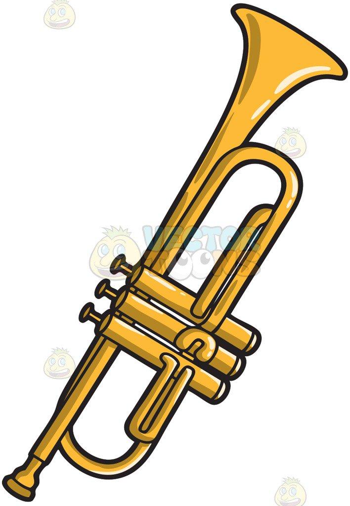 Trumpet Clipart at GetDrawings.com.