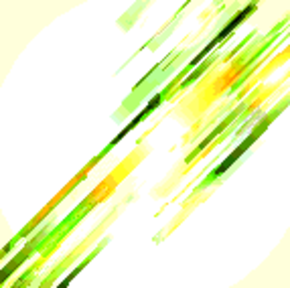 Green Lines Abstract Vector Background.