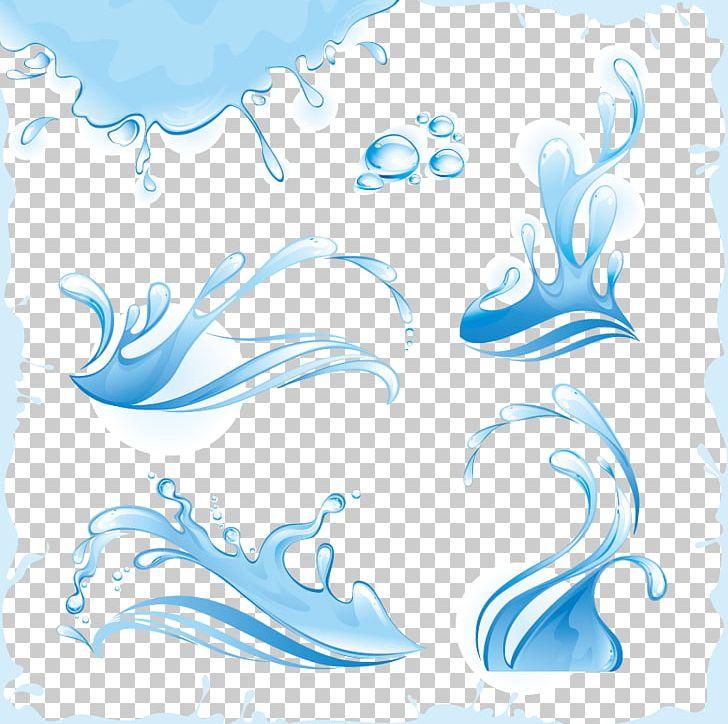 Water Wave Splash Drop PNG, Clipart, Abstract Waves, Aqua.