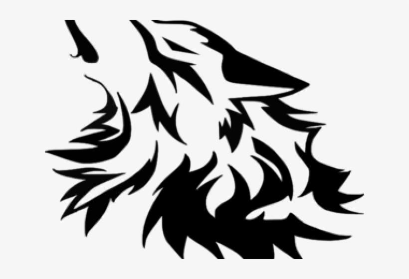 Wolf Clipart Vector.