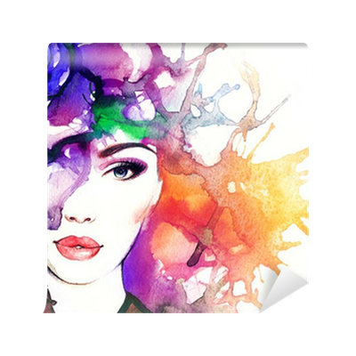 Abstract Woman PNG Transparent PNG, SVG Clip art for Web.