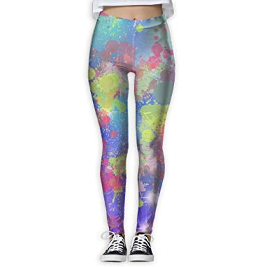Amazon.com: Multicolor Ink Abstract Clipart Elastic High.