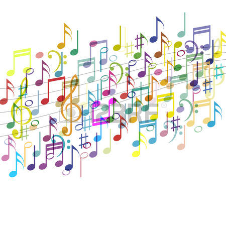 850 Musical Abstraction Stock Vector Illustration And Royalty Free.