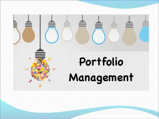 Portfolio Management Services.