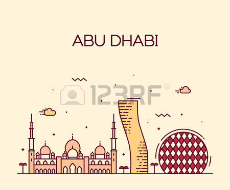 299 Abu Dhabi City Stock Illustrations, Cliparts And Royalty Free.