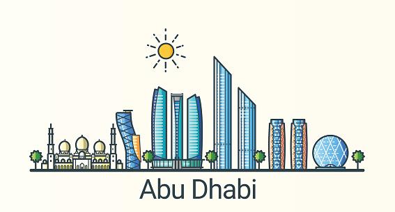 Abu dhabi clipart.