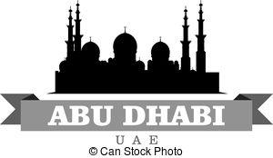 Abu dhabi skyline Clipart Vector Graphics. 92 Abu dhabi skyline.