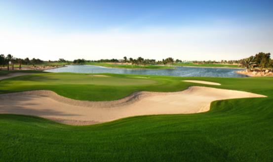Abu Dhabi 2017 Golf Championship.
