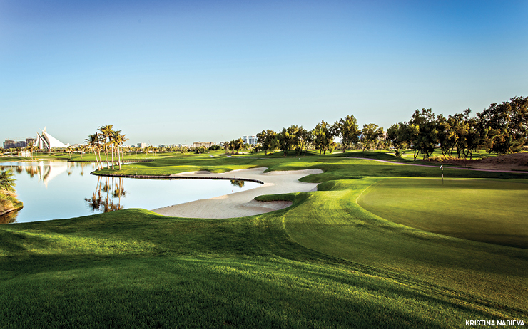 Top 10 Courses in the Middle East.