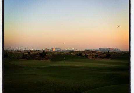 Yas Links Abu Dhabi.