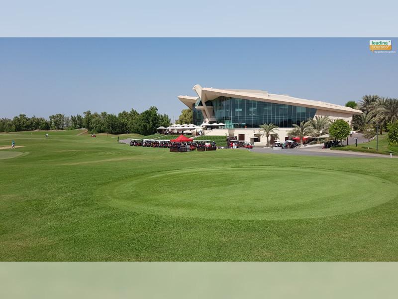 Abu Dhabi Golf Club.