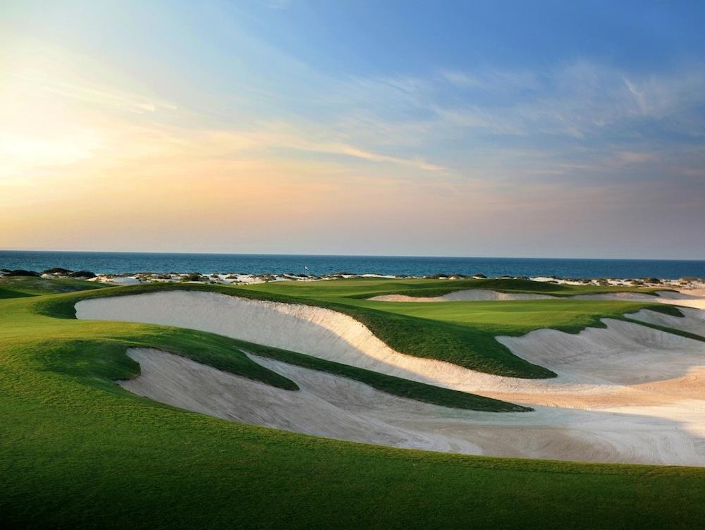 Abu Dhabi Golf.