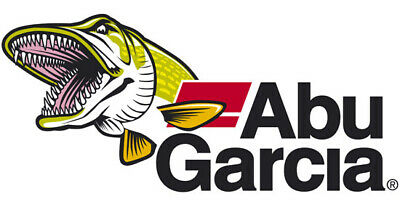 ABU GARCIA STICKER DECAL PIKE FISHING REEL LABEL VINTAGE MECHANIC TOOLBOX  USA.