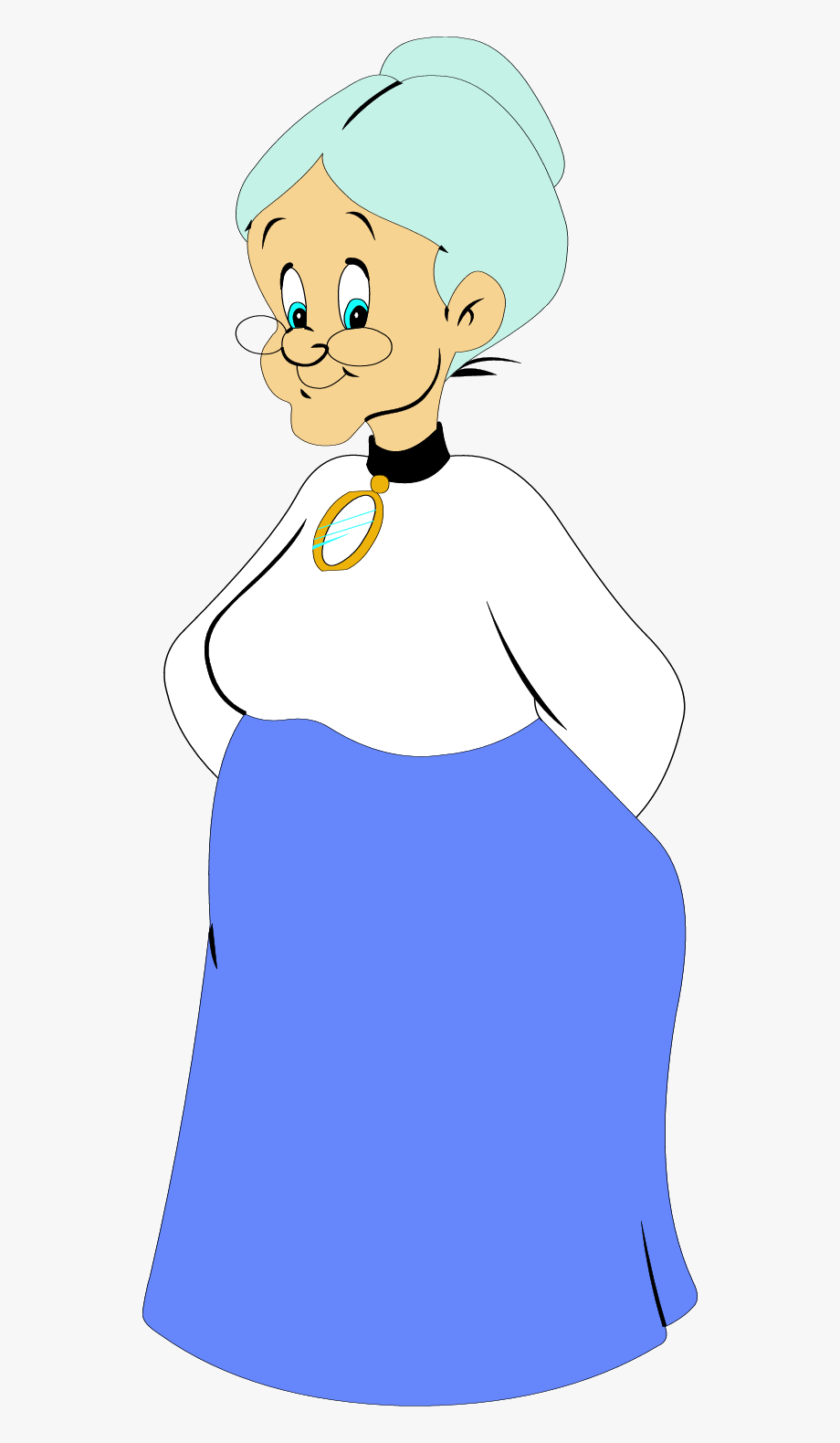 Grandmother Clipart Grandma Baby.