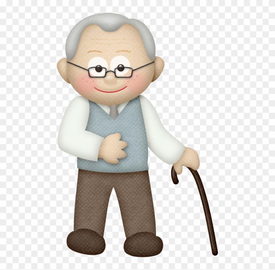 Grandfather Clipart Los.