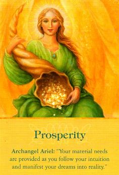 Goddesses of Prosperity.