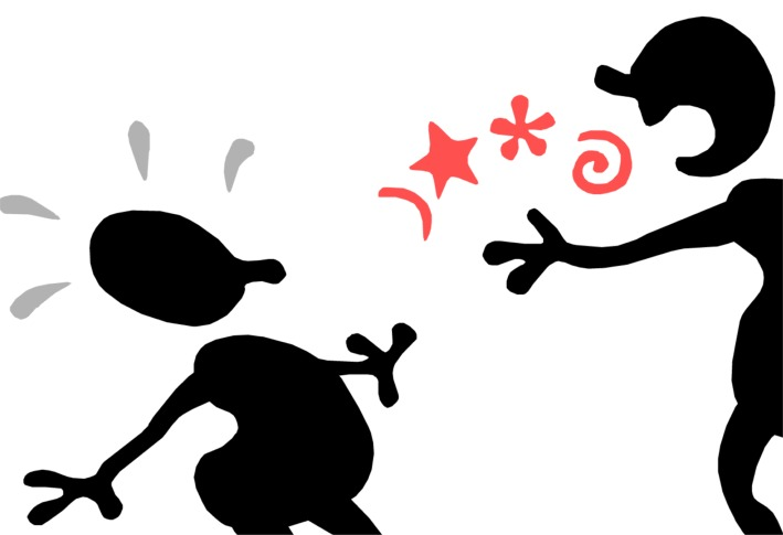 Abuses Clipart & Free Clip Art Images #18666.